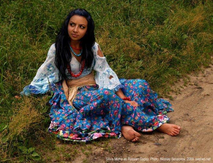 Фото трахущей цыганкой