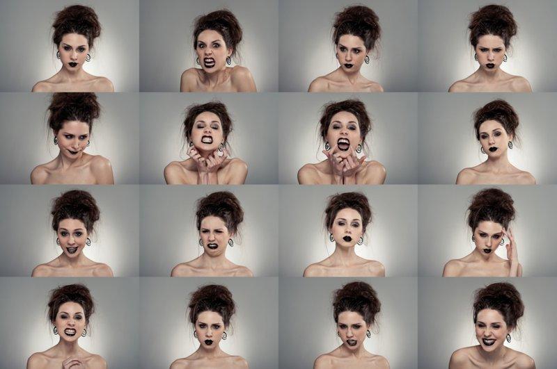 Как выглядят эмоции