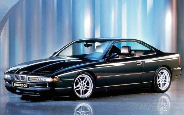 1992 BMW 850CSi | Все о лучшей машине на планете