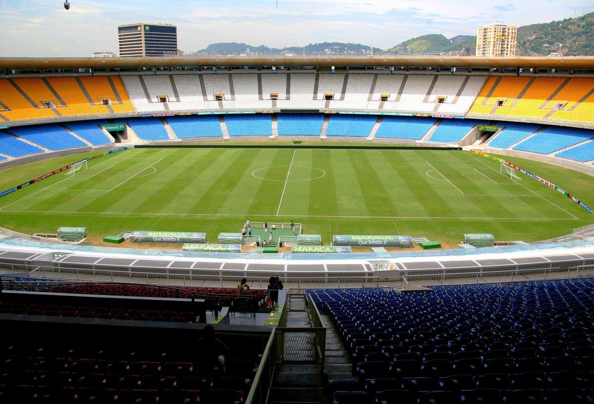 младший фото стадиона маракана в рио де жанейро чем-то