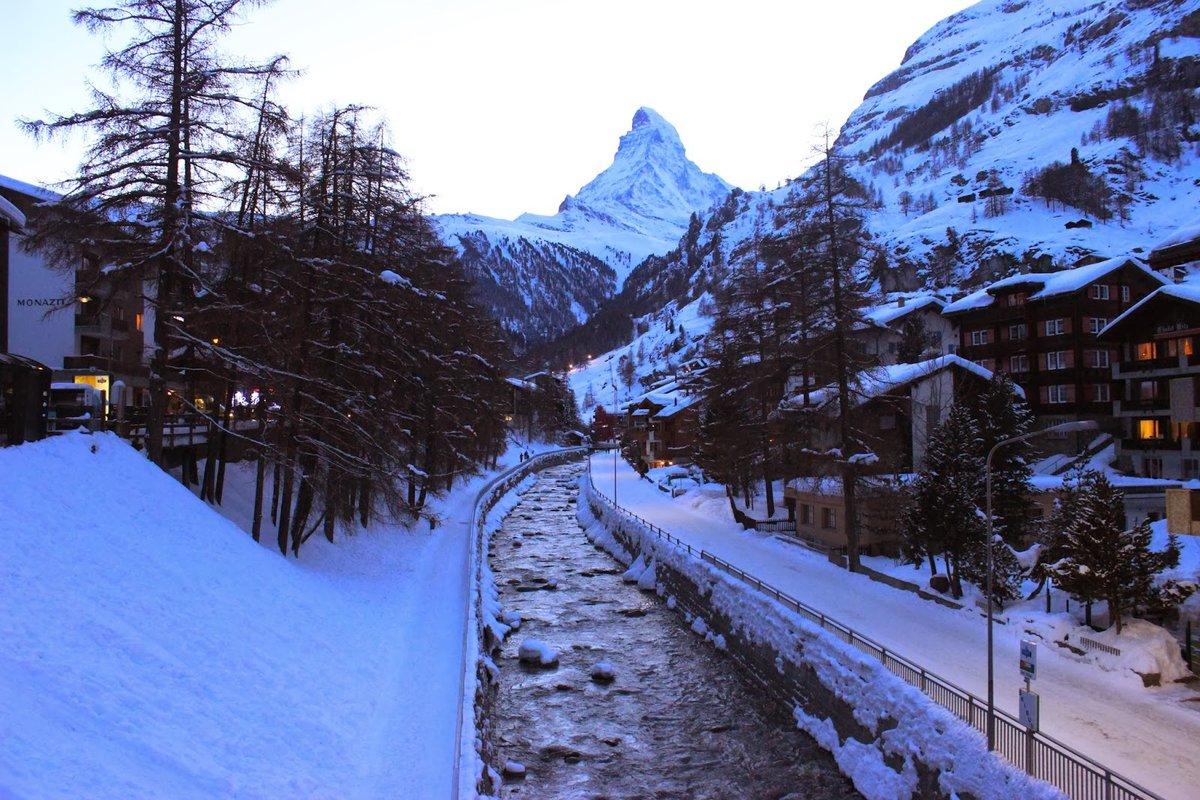 Церматт (Zermatt), Швейцария - путеводитель по городу от ...