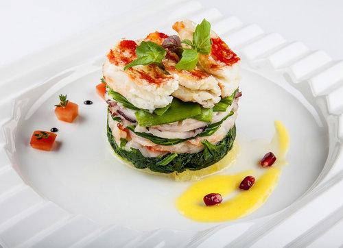 5 рецептов салата из морепродуктов