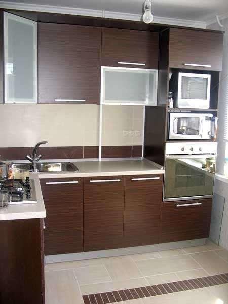 маленькие кухни фото