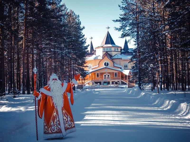 Великолепный отдых в Великом Устюге на Новый год