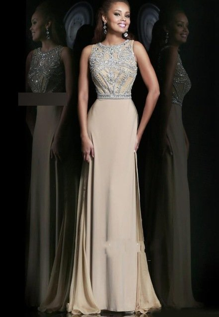 Вечернее платье али