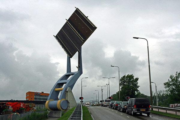 Подъемный мост Слауэрхоф