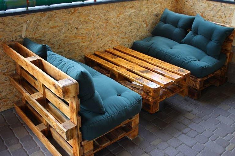 100 Лучших Идей! Садовая мебель своими руками (фото) 37