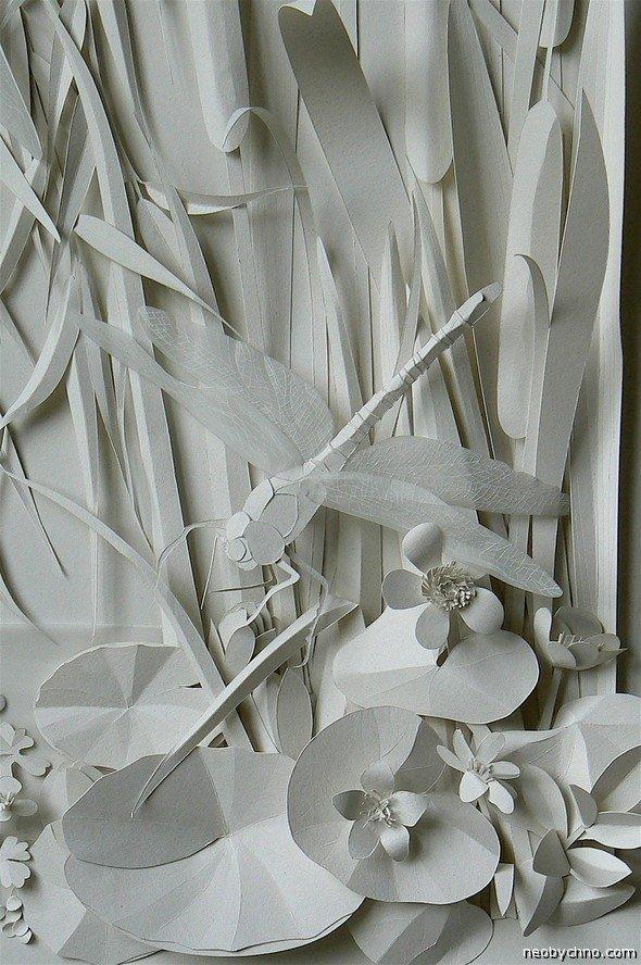 Открытки бумажная пластика, открытка сиренью открытка