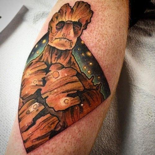 Фото каталог мужских татуировок 83