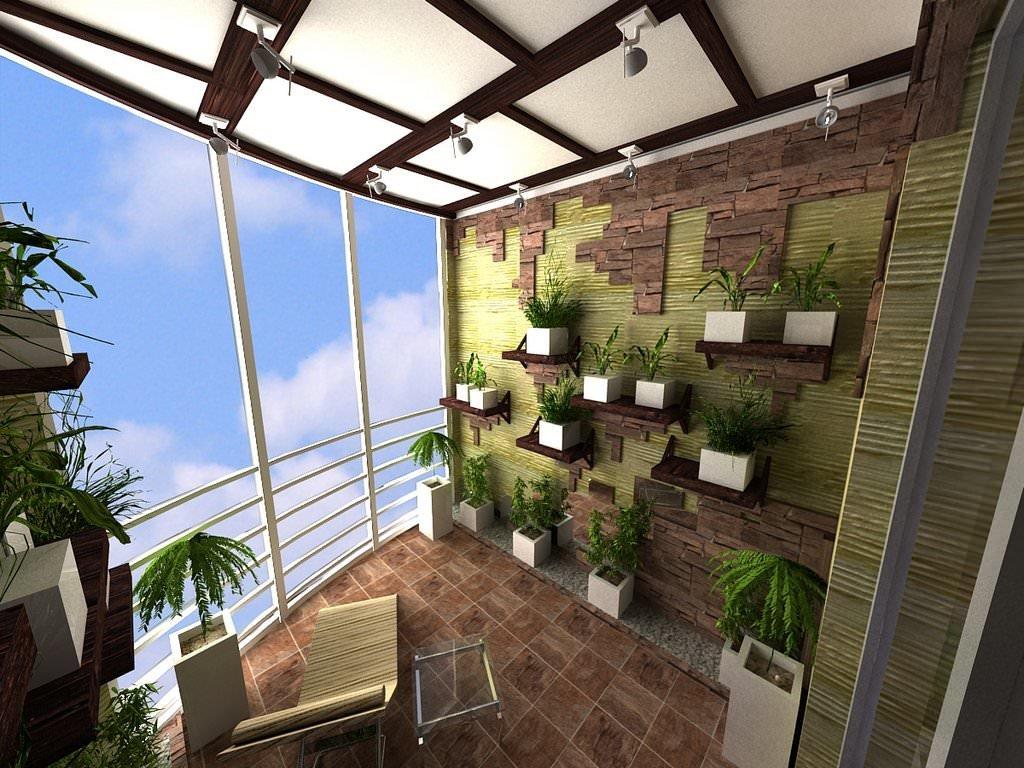Балкон или лоджия явлются дополнительной площадью, которая п.