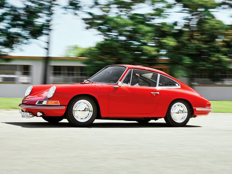 Porsche 901 Coupe Prototype