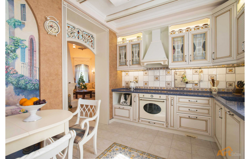 Лучшие кухни в классическом стиле