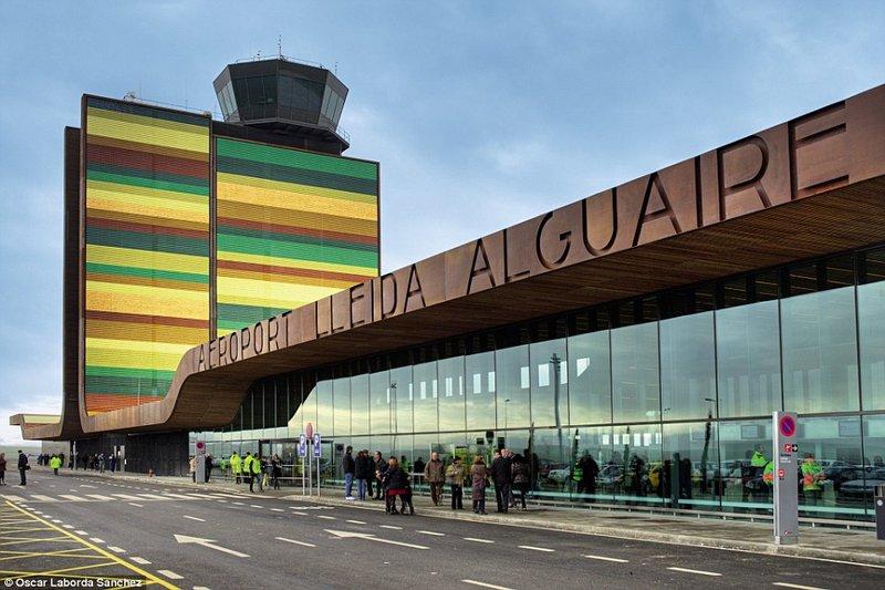 Аэропорт Лериды – Альгуайре в Испании