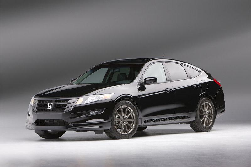 Honda Accord Crosstour РАЗ Concept