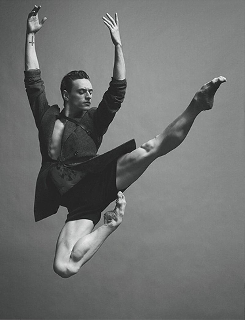 10 артистов балета. Фотоподборка • Зожник
