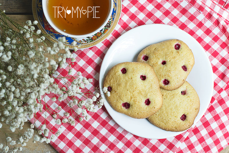 Печенье венское со смородиной рецепт с фото