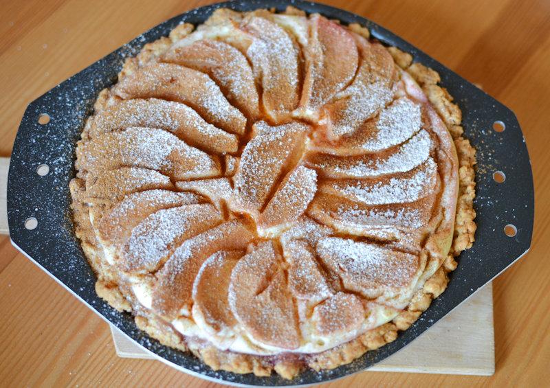 Авторский рецепт пирога с грушей. Фото пошагового приготовления.