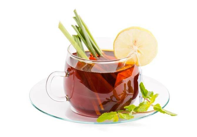 Чай Имбирь-лемонграсс