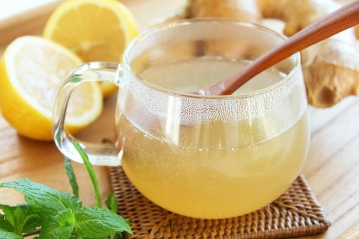 чай с имбирем рецепты