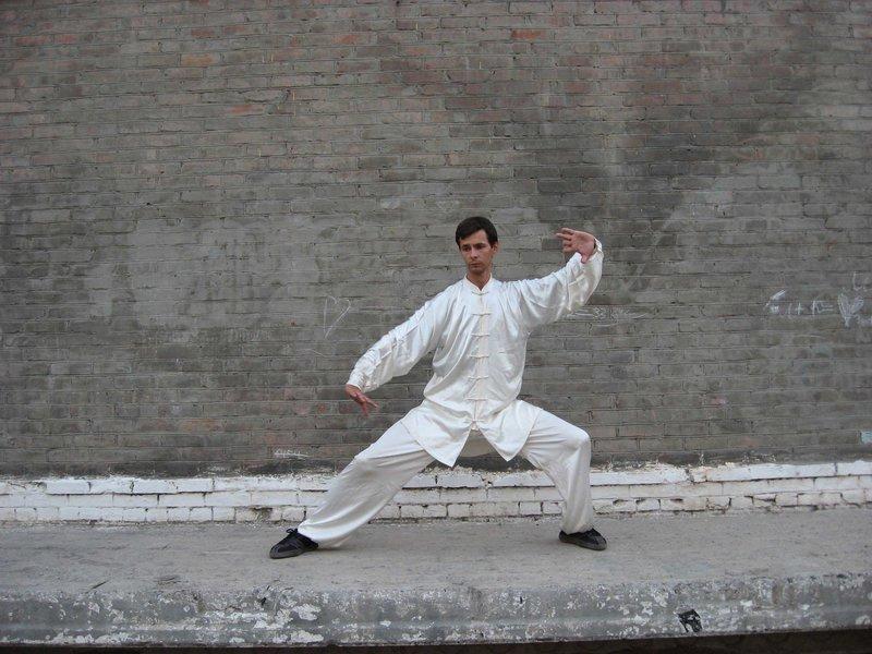 Чаньсыгун. Школа Ушу / Кунг-Фу - Практикуются стили Тайцзи цюань, Вин Чун
