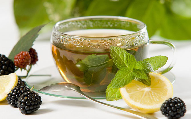 Чем полезен зеленый чай » Ответ на все