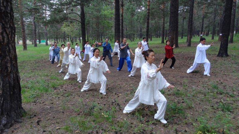 Читинские мастера цигун посетили Китай - Международное сотрудничество - Новости - Сайт инвестиционных и туристических ресурсов г. Читы