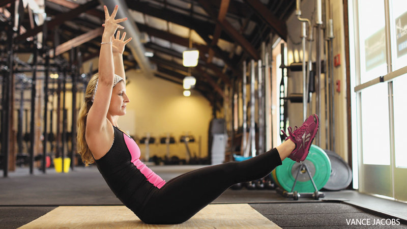 crossfit moves for yogis