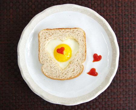 День святого Валентина: блюда в форме сердца