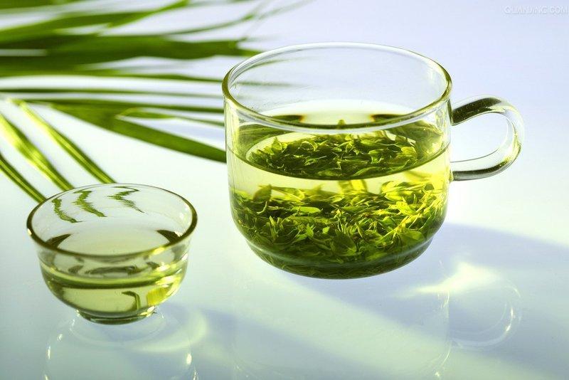 Эксперты утверждают, что зеленый чай полезен при нарушении дыхания во сне