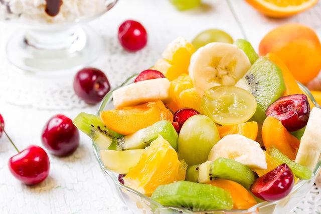 Если вы не обнаружили здесь любимых фруктов, смело можете добавить и их