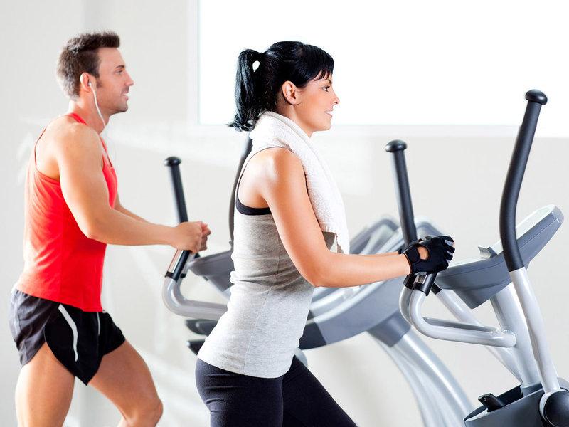 Фитнес в Митино