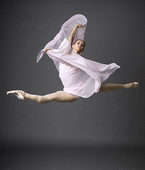 gif : photo danseuse classique