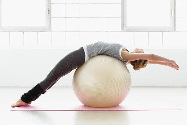 Гимнастический мяч (фитбол)
