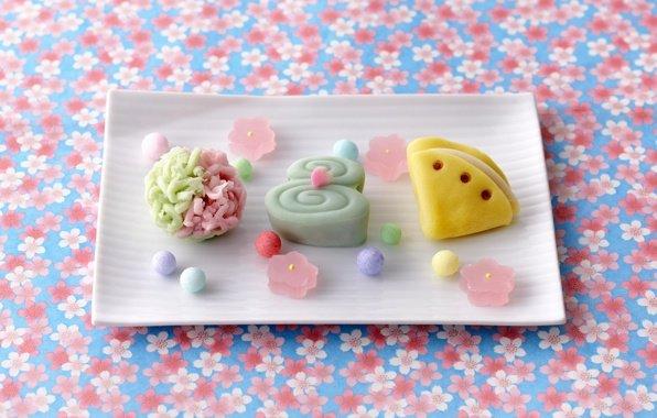 HD обои :: Обои сладости, еда, мармелад, шарики