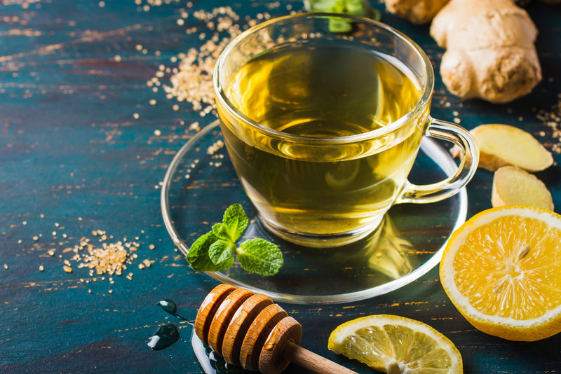 Имбирный чай: 3 рецепта для фигуры - cosmo.com.ua