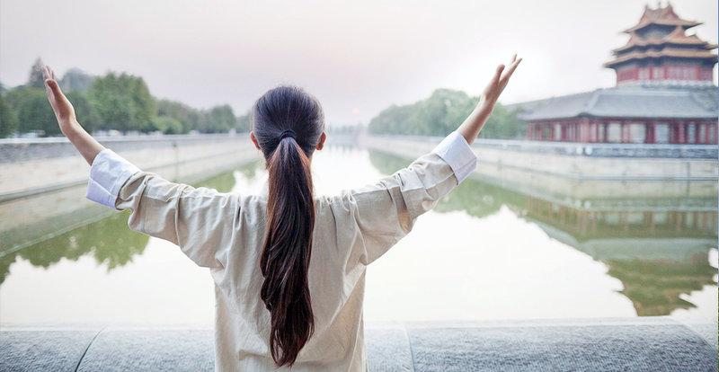 Инди йога | Курс «Цигун для начинающих»
