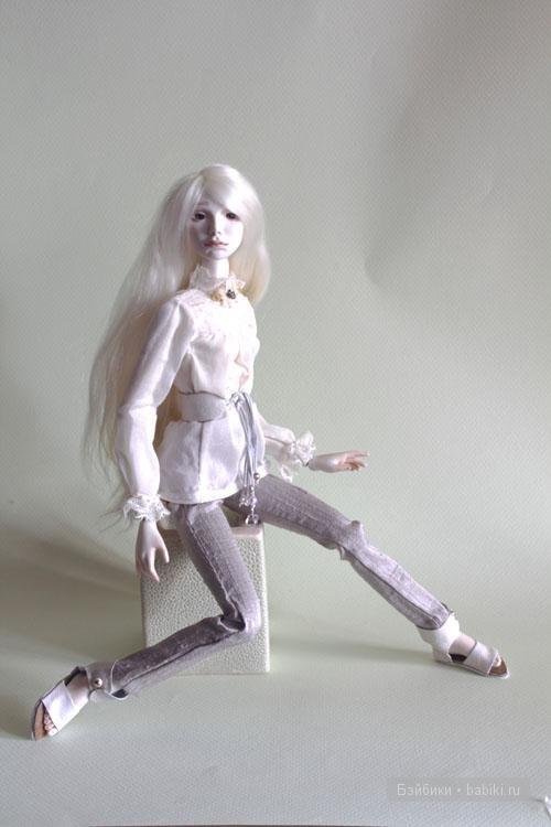 Интервью с Еленой Акимовой. Авторская шарнирная фарфоровая кукла / Интервью с авторами кукол / Бэйбики. Куклы фото. Одежда для кукол