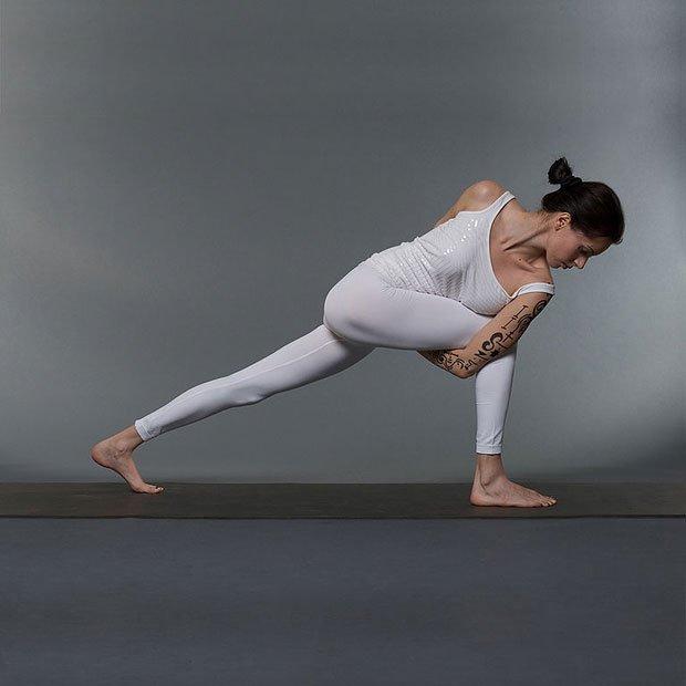 Йога-экспресс: РАЗМИНКА | Yoga+Life Journal