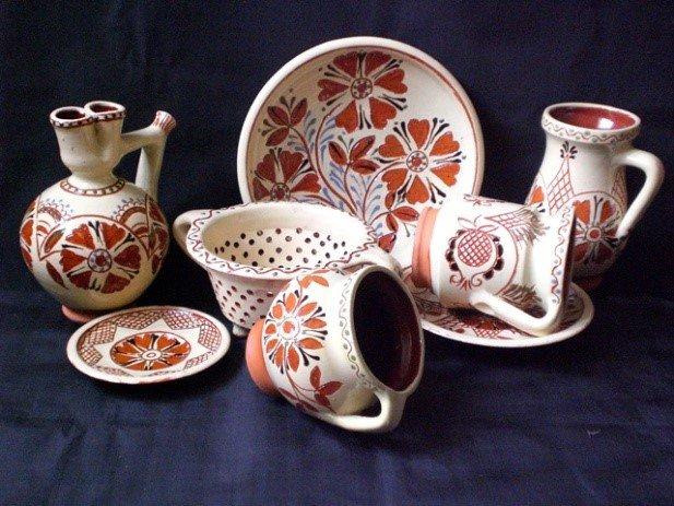 История украинской керамики | Сувениры и подарки