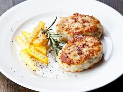 Котлеты рыбные с цедрой лимона - Блюда из рыбы и морепродуктов - Рецепты - Вкусные рецепты на каждый день