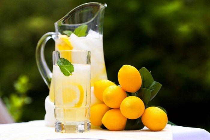 Летнее меню: рецепты домашних лимонадов