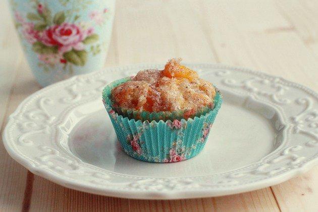 Маффин (Awesome Peach And Cinnamon Muffins)