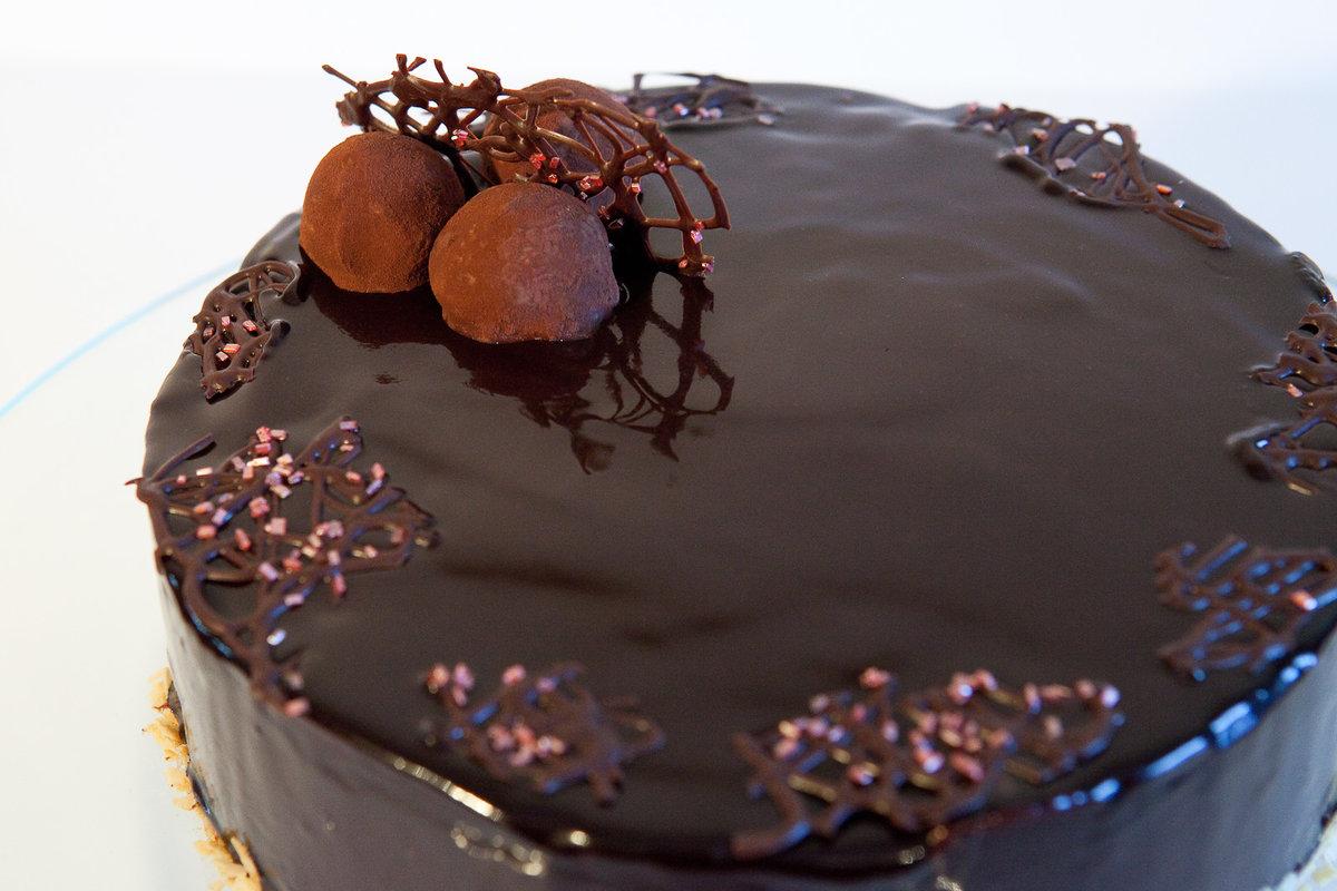 для торт трюфельный рецепт с картинками отличие