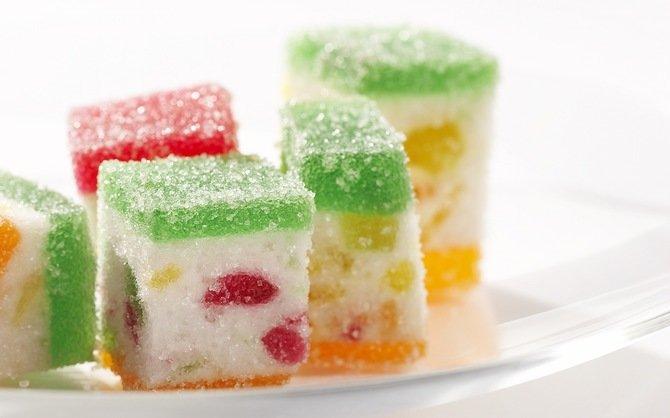 Мармелад, Nutrition, Питание, Cubes, Красочные, Colorful, Мощность, Food, Кубики, Multicolored