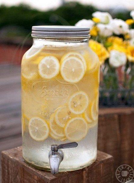 Мятно-апельсиновый лимонад