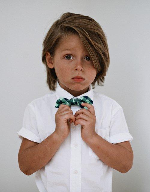 Модные стрижки для мальчиков в 2016 году – советы и фото