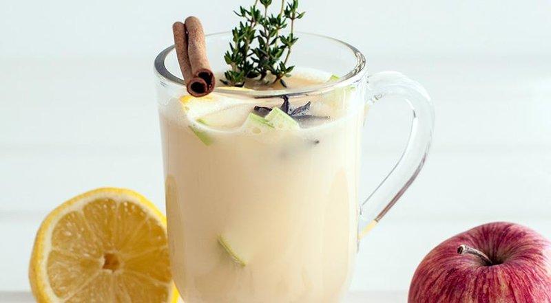 Напиток Парное яблоко от ресторана Zafferano