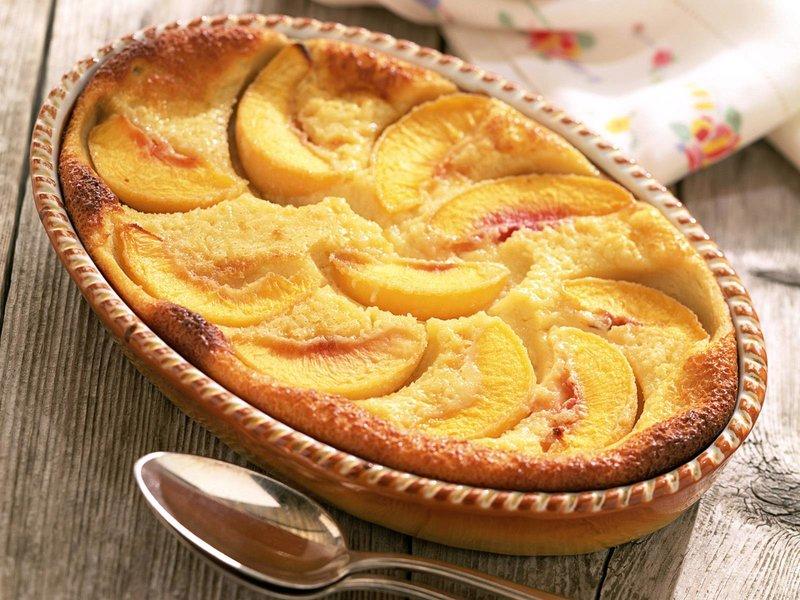 Персиковый пирог обои, картинки, фото