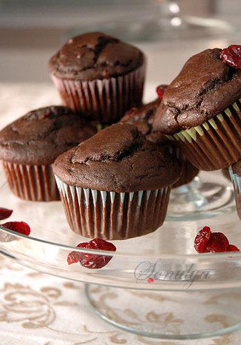 Персональный сайт - Шоколаный кекс