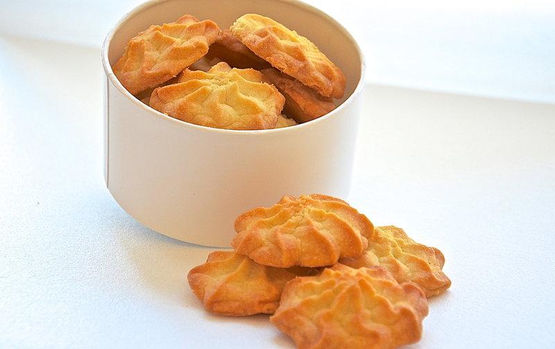 Песочное печенье - особенности с фото, рецепт домашнего приготовления